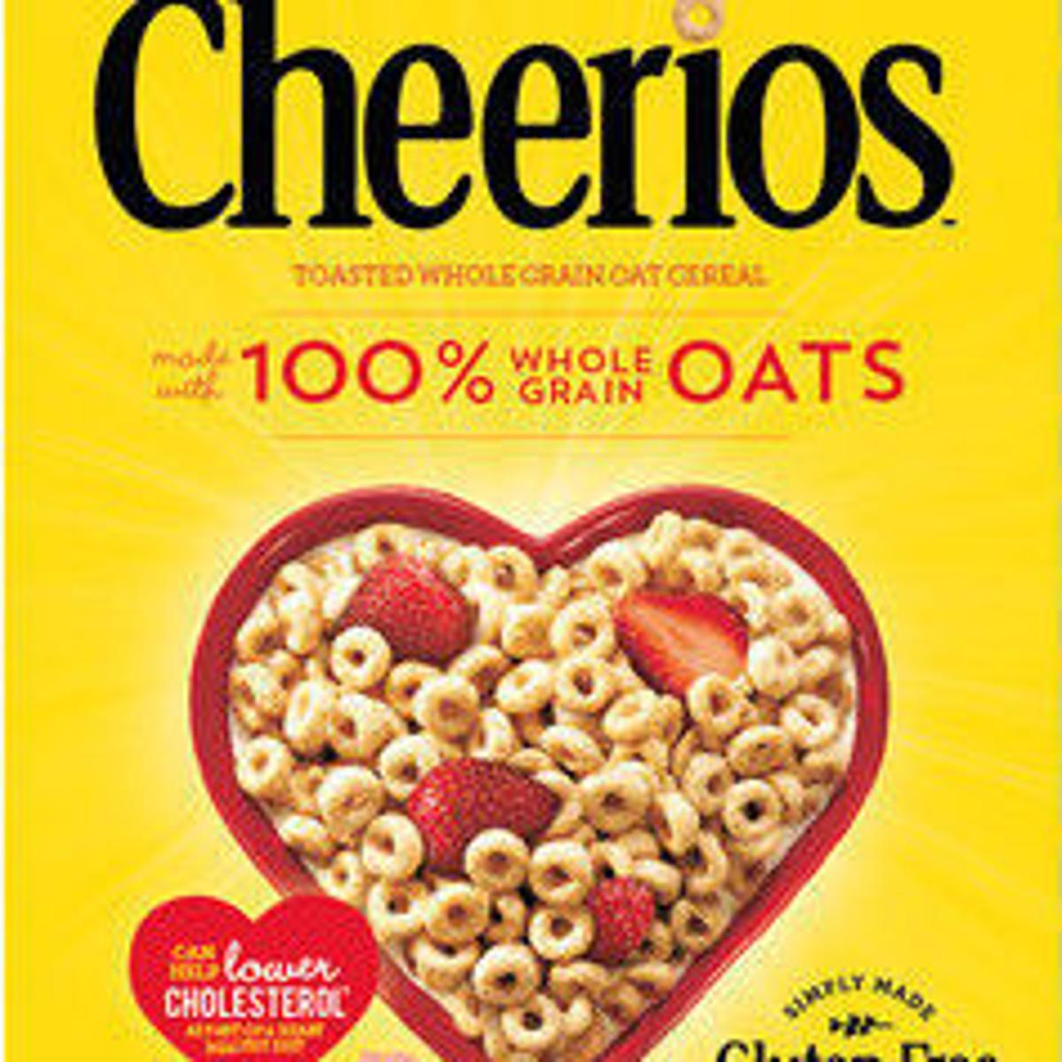 General Mills recalling 1 8M Cheerios boxes on allergy risk