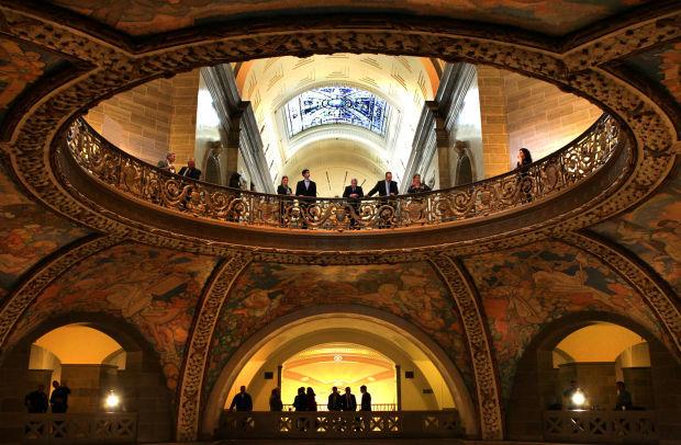 Rotunda of Missouri Capitol