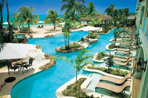 Sandals Resorts Negril River Suites