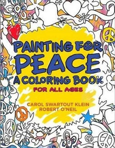 """'Painting for Peace: A Coloring Book"""""""