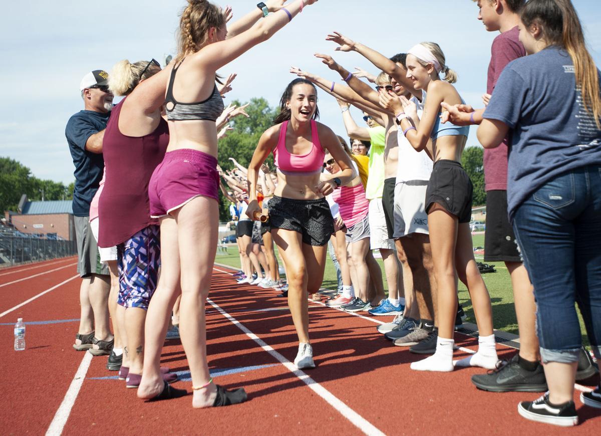 St. Charles runners set new world record to kick off season