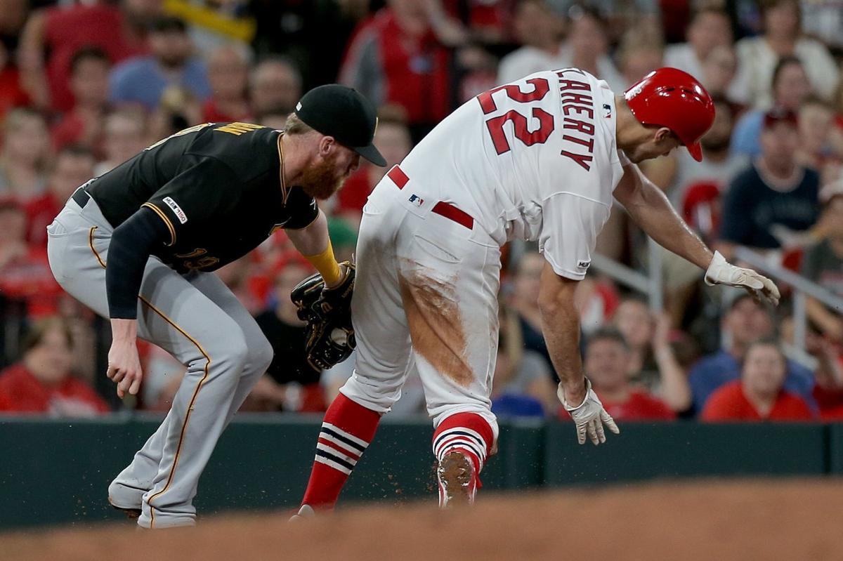 Cardinals v Pirates