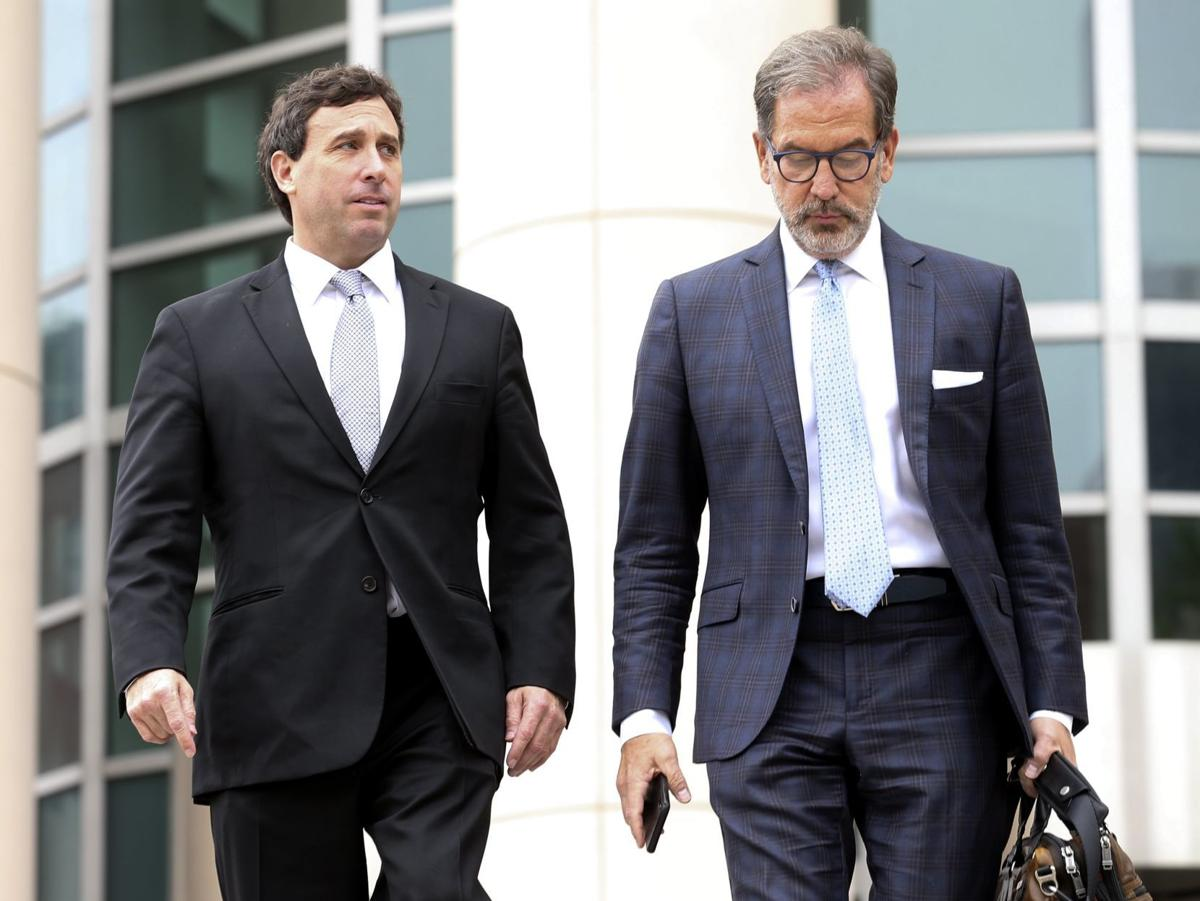 Former St. Louis County Executive Steve Stenger pleads guilty to pay-to-play charges