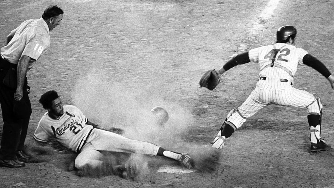 45 years ago: Bake McBride's mad dash ends the longest game in Cardinals history