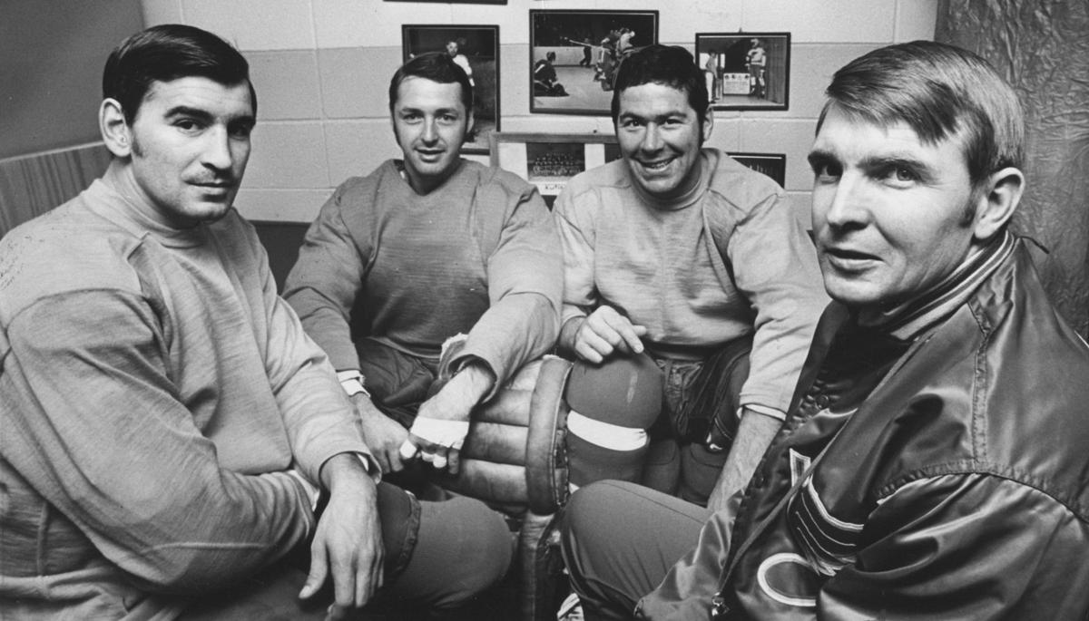 The early years of the St. Louis Blues