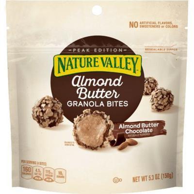 Nature Valley Almond Butter Granola Bites