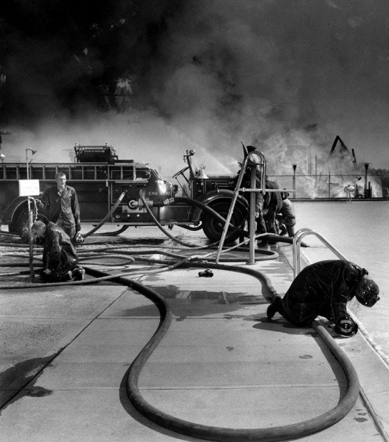 A Look Back A Raging Fire In 1963 Ended 67 Years Of Fun