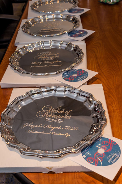 Women of Achievement awards
