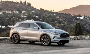 2021 Infiniti QX50: Now in its Junior year, QX50 keeps on keepin' on.