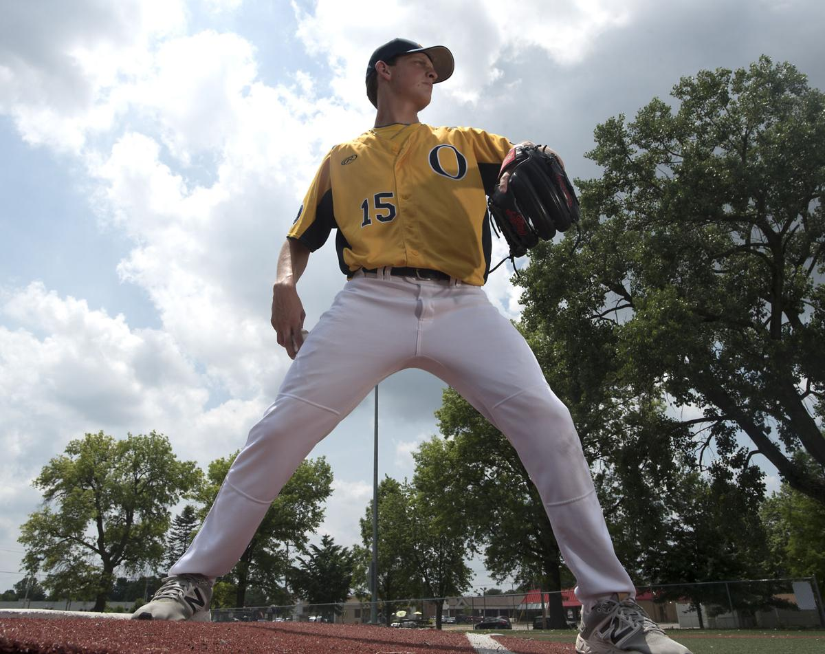 Juenger, All-Metro Pitcher of the Year