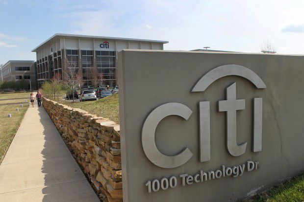 CitiMortgage headquarters in O'Fallon, Mo.