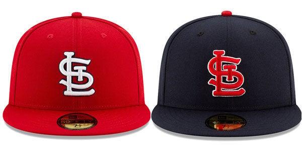 Cardinals new caps