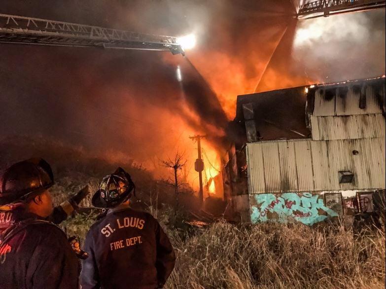 Cementland Fire