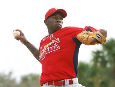 Cardinals prospect Tyrell Jenkins