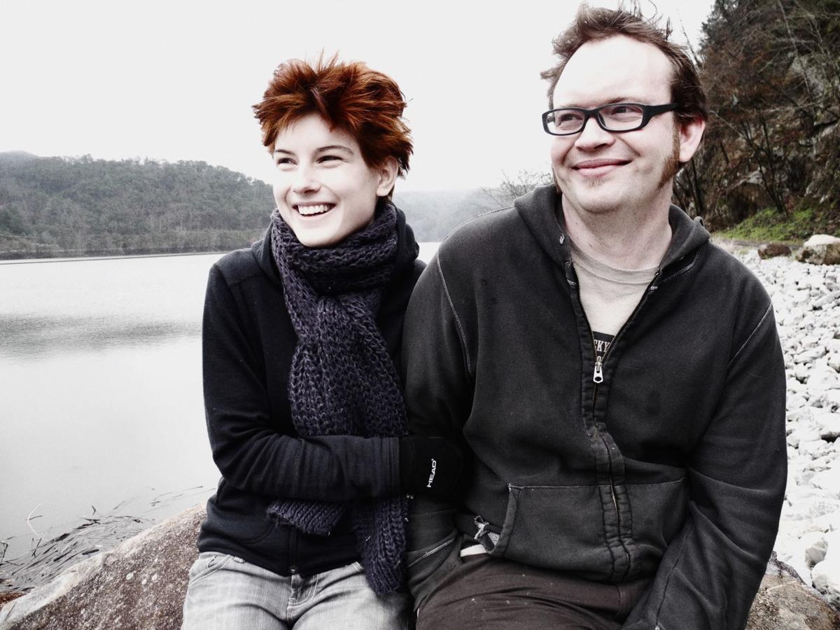 Megan Scott and John Becker