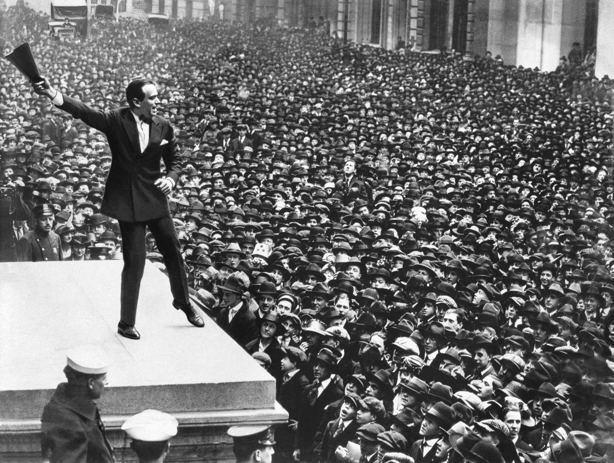 1935: Douglas Fairbanks