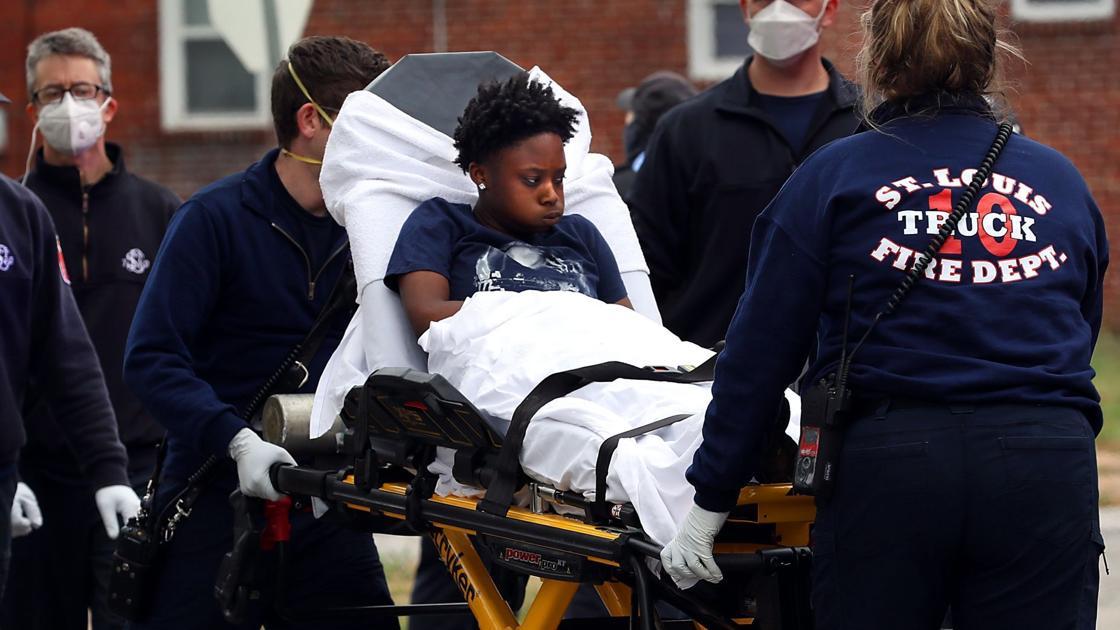 Photos: Girl shot multiple times Friday on same corner where boy was killed Thursday in Greater Ville