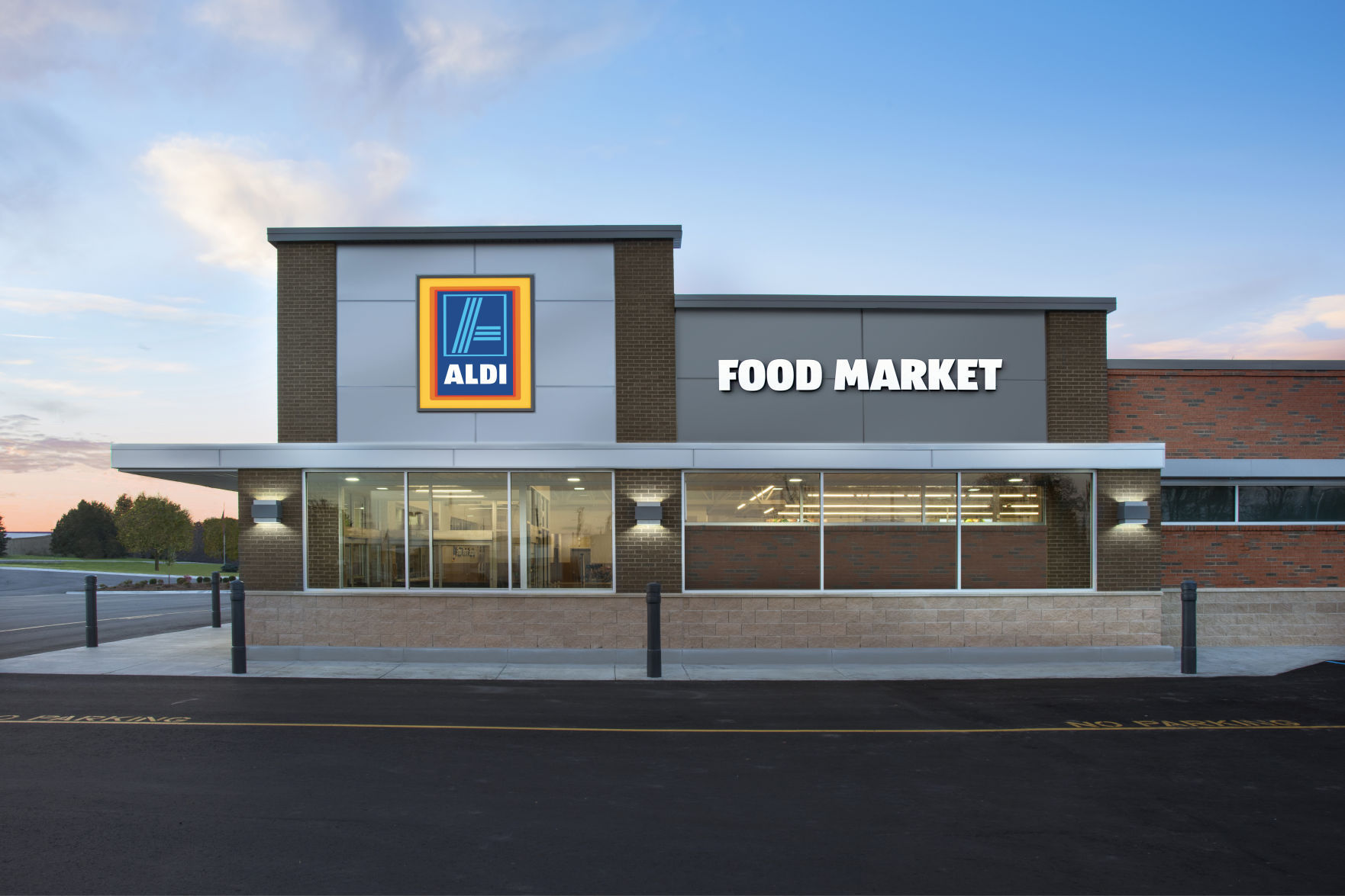 Aldi to begin testing delivering groceries