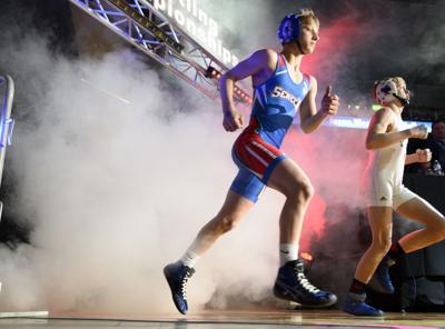MSHSAA Boys State Wrestling