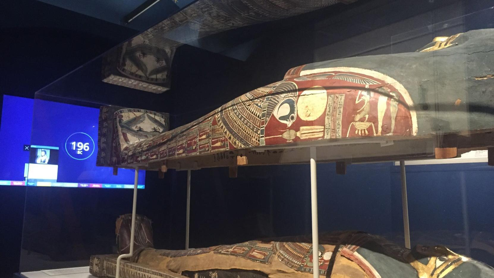 Mummies on the move: New Egyptian gallery opens Friday at St. Louis Art Museum