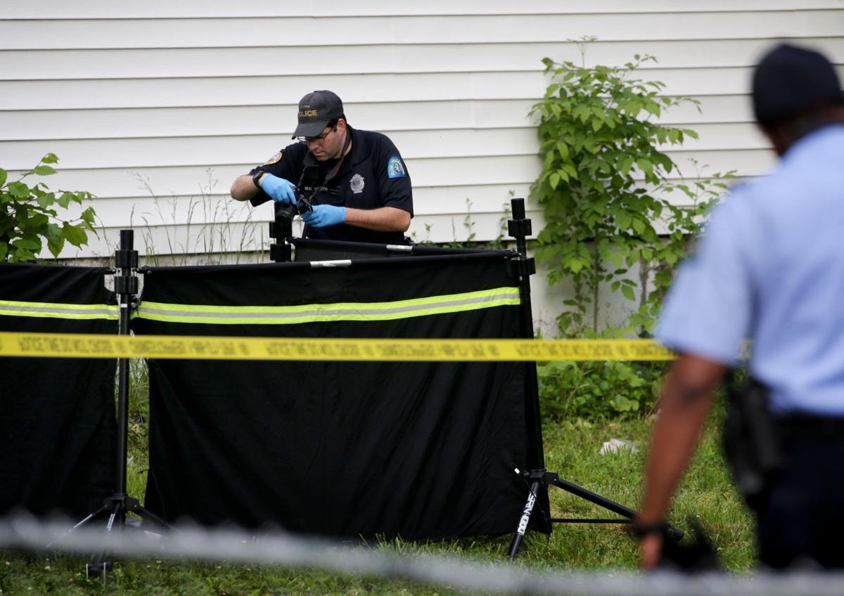 Police investigate homicide along 4200 block of Clay Avenue