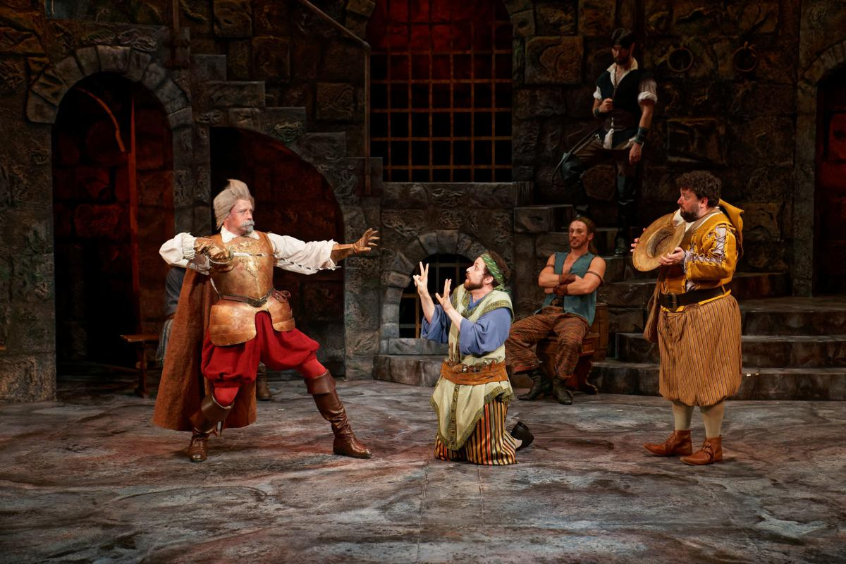 Stages St. Louis hits the bull's-eye with 'Man of La Mancha'