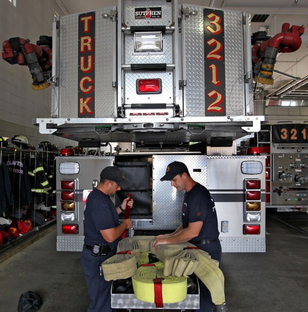 Change in schedule doubles firefighters' time on duty | Metro ...