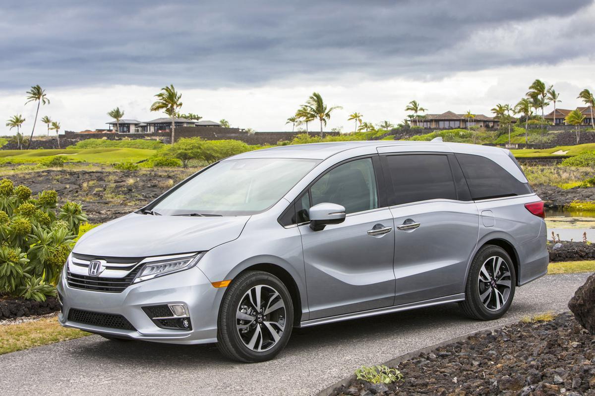 Honda Improves Odyssey; New-Generation Minivan Adds Long ...