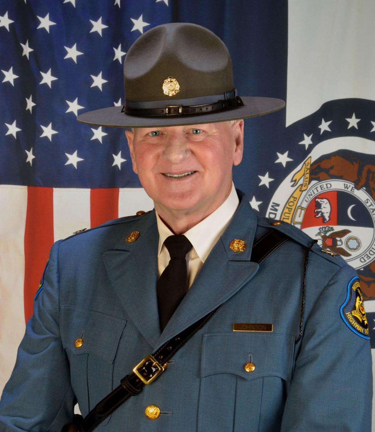 Missouri Highway Patrol Superintendent Col. Bret Johnson