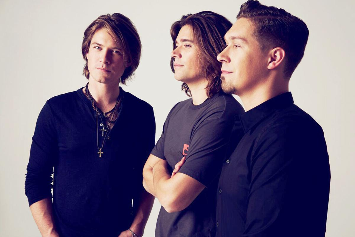 Hanson brothers check off bucket-list item with orchestral show