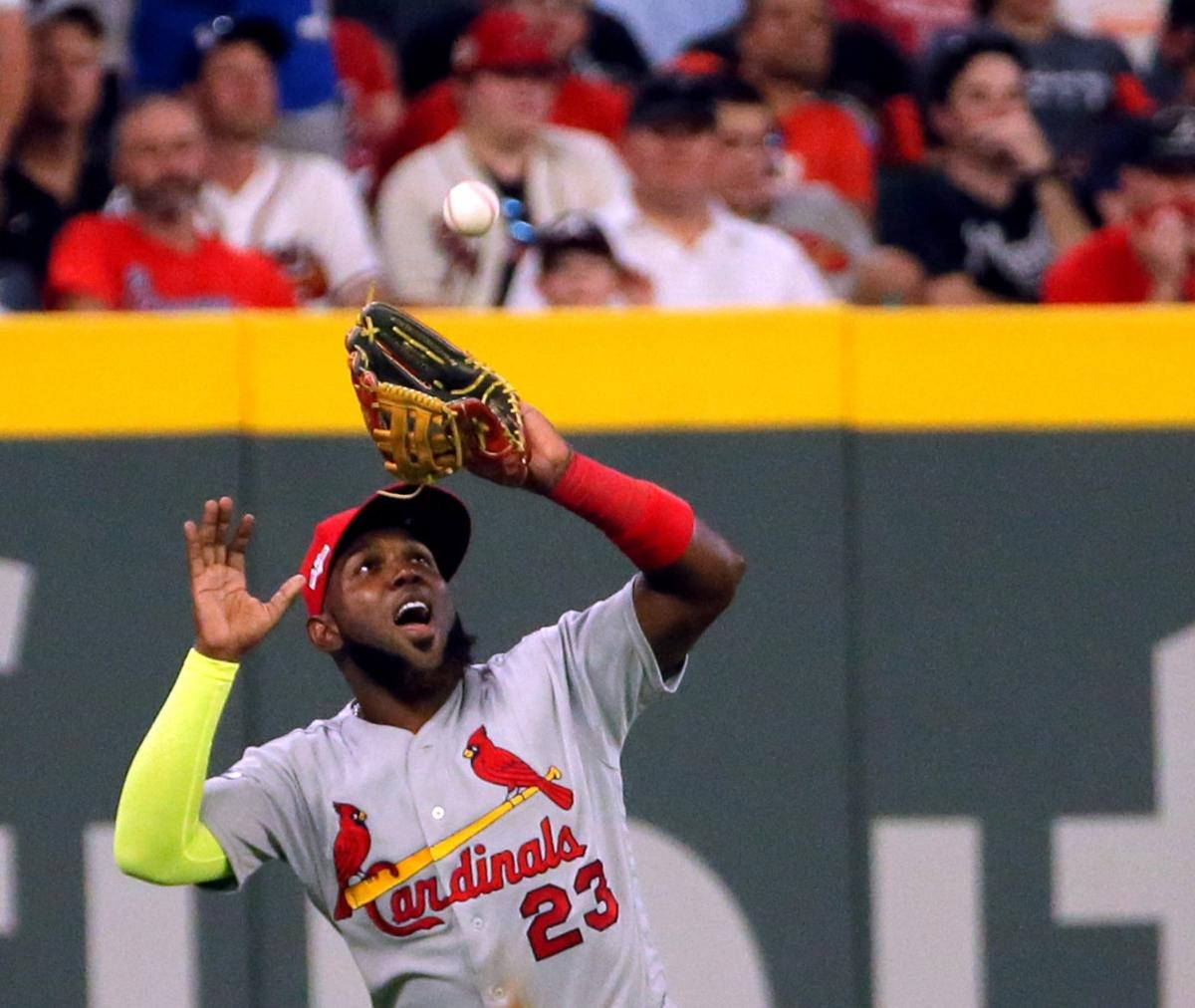 Cardinals' outfield is in flux for next season
