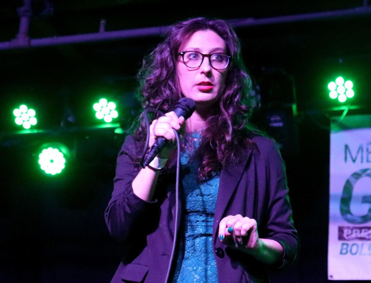 Megan Ellyia Green