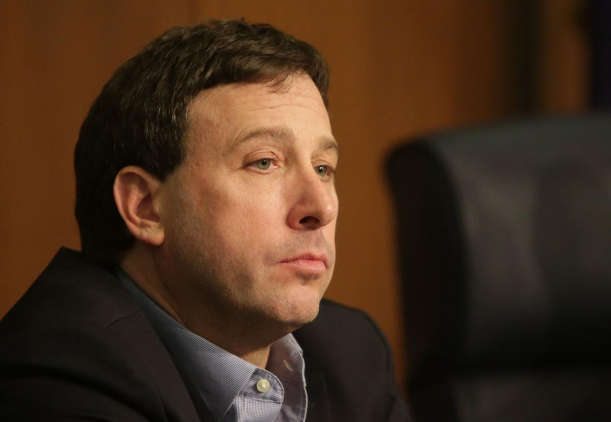 St. Louis County Executive Steve Stenger