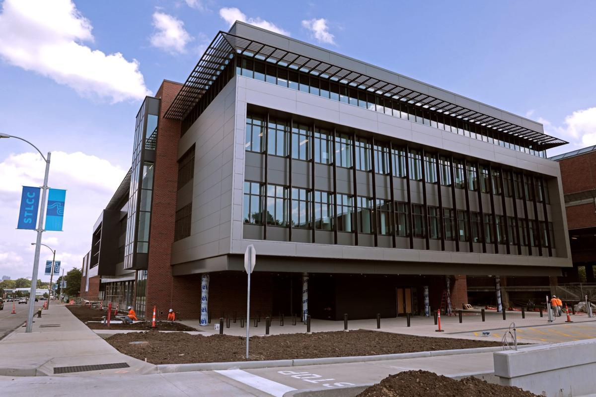 Center for Nursing and Health Sciences building at SLCC set to open