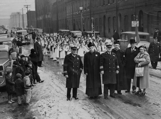 Look Back:  St. Patrick's Day