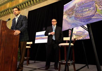 Planners announce open-air, riverfront NFL stadium