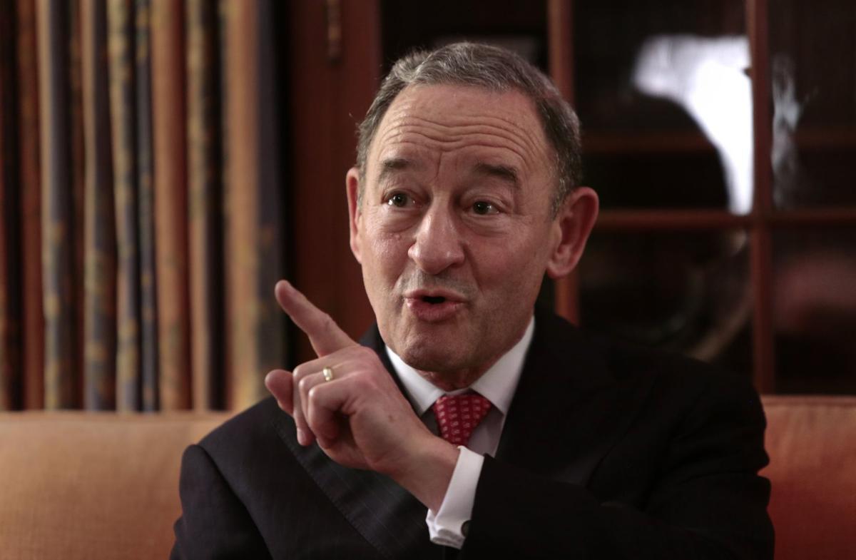 Washington University Chancellor Leaves Impressive Legacy Education Stltoday Com