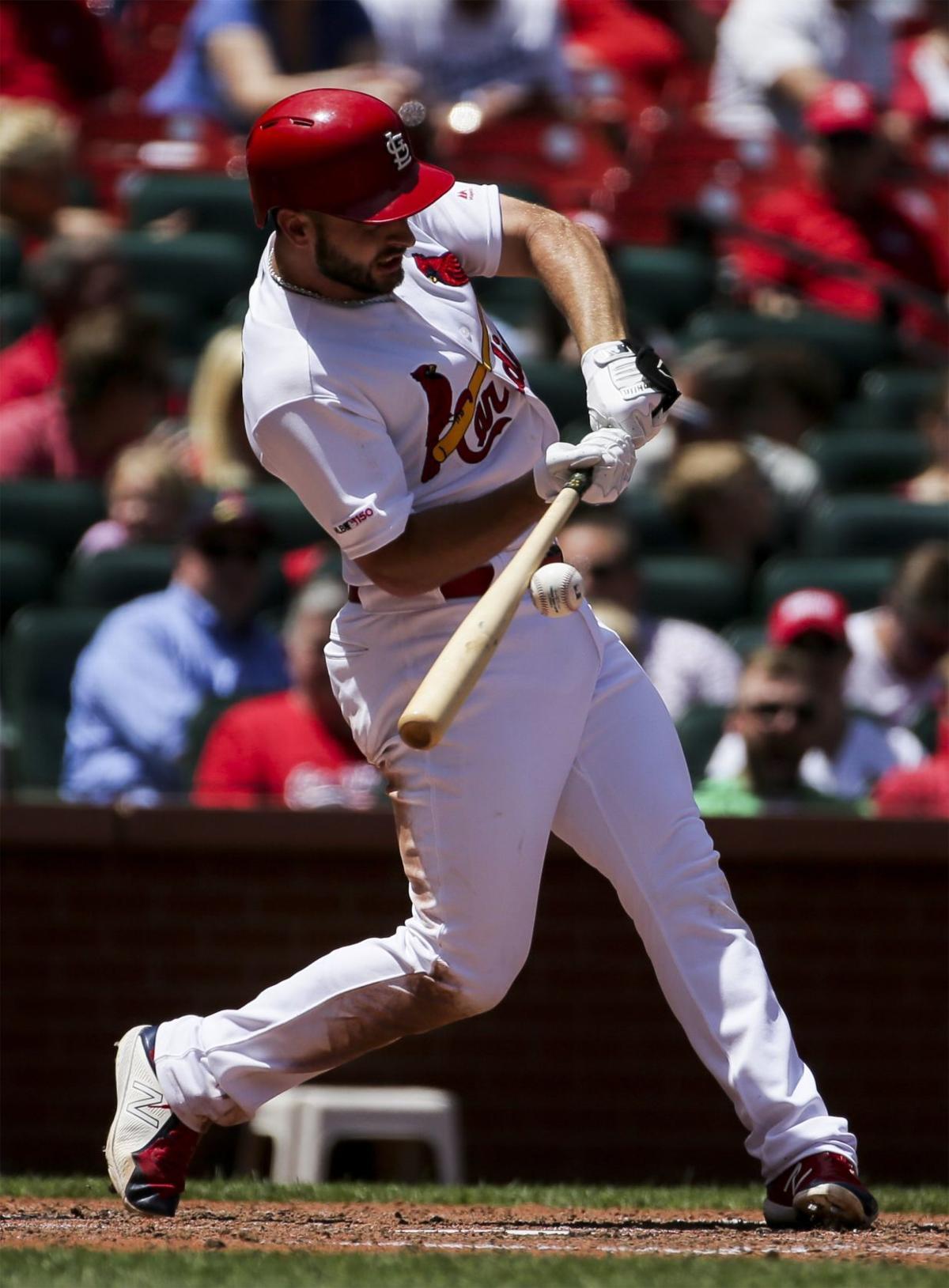 Cardinals start Royals series