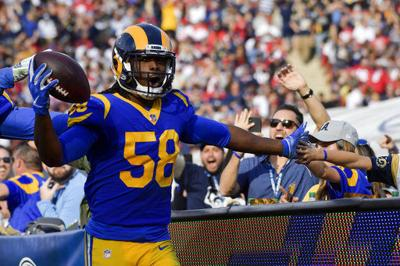3d3b3b38 NFL roundup: Rams roll, gain No. 2 seed in NFC; Texans wrap up NFC ...