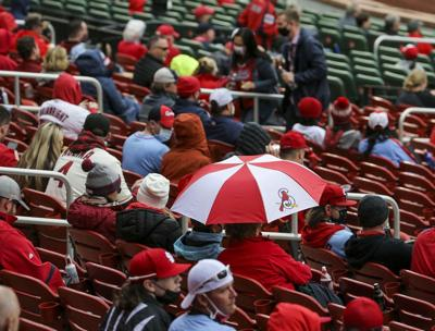 Cardinals welcome fans for 2021 home opener