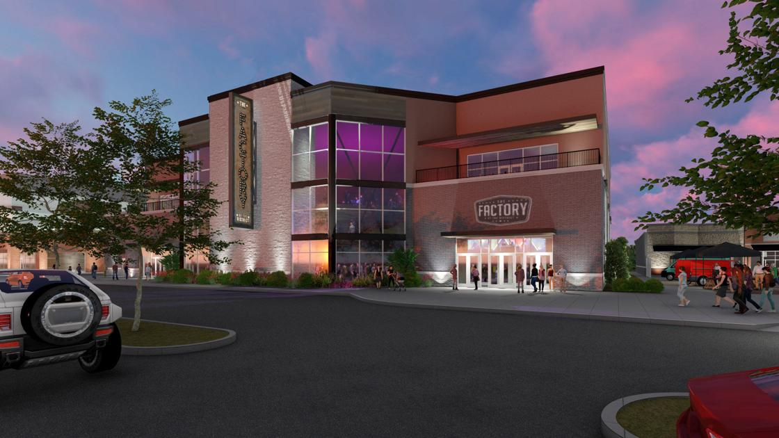 The Factory, a new Chesterfield concert venue, gears up for 2021 debut