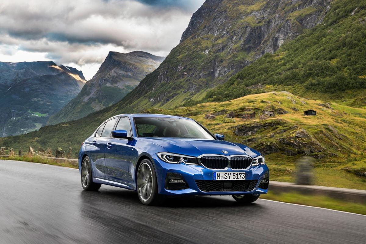 2019 bmw 3 series: it's recapturing its youthful