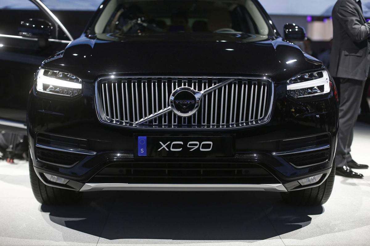 Volvo prepares to send \'Made in China\' cars to U.S. | Business ...