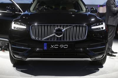 Volvo Chooses South Carolina For New 500 Million Auto Plant