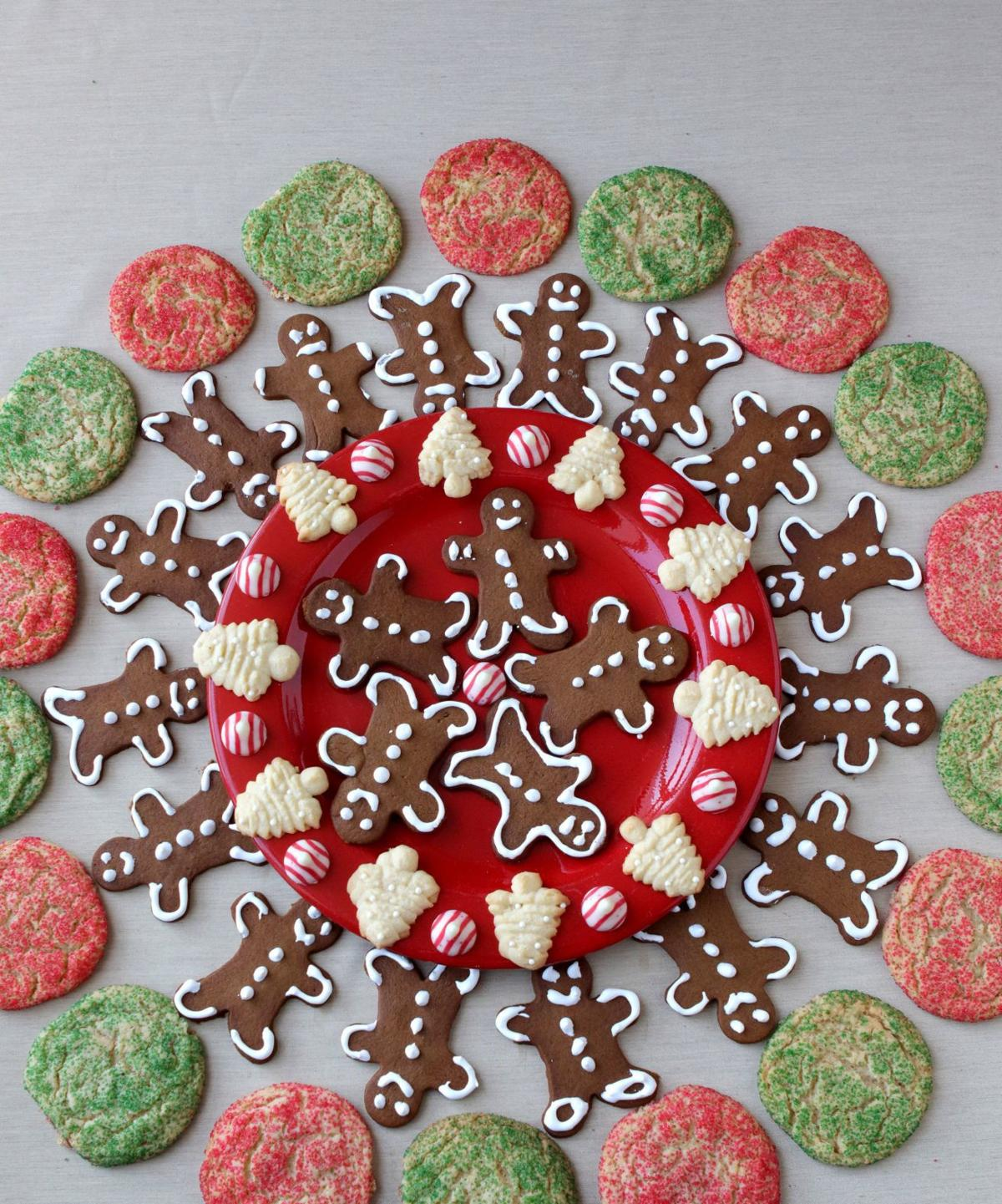 A Gift Of Holiday Cookies 6 Recipes Food And Cooking Stltoday Com