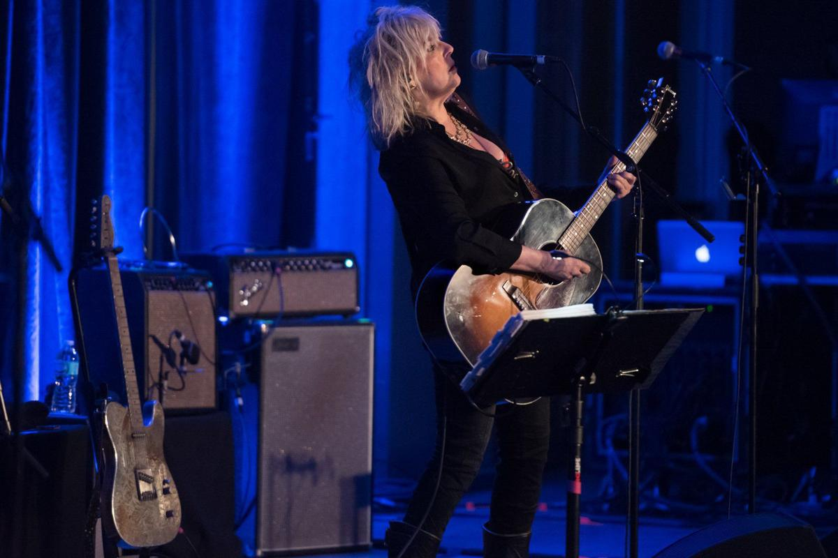 Lucinda Williams heading to the Pageant