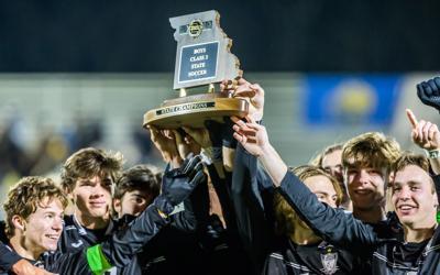 Class 3 state championship: Summit 2, Platte County 1 (2OT)