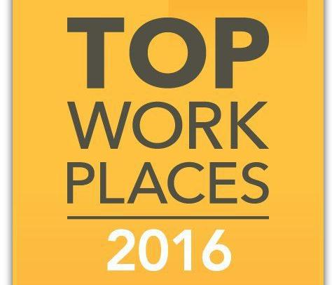 Top Workplaces 2016 logo - cropped