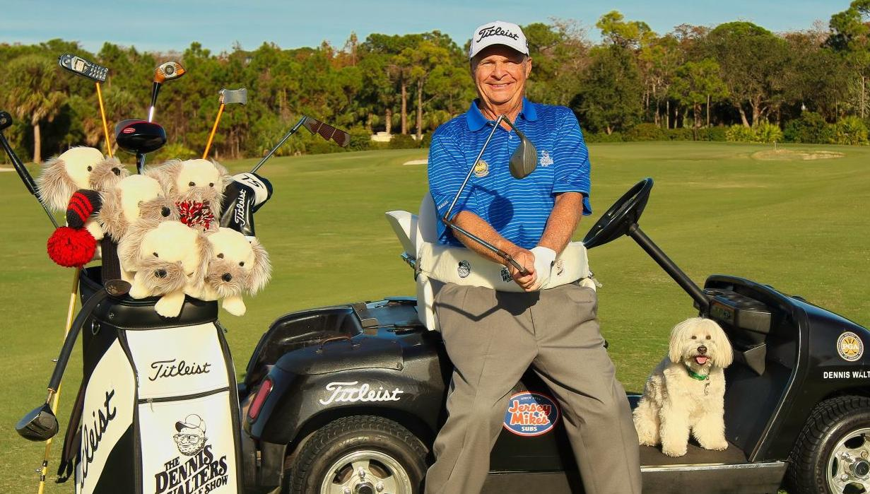 Disabled golfer brings demonstration to Ballwin golf course