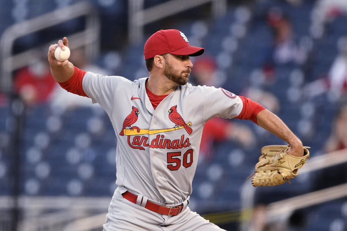 Cardinals Nationals Baseball